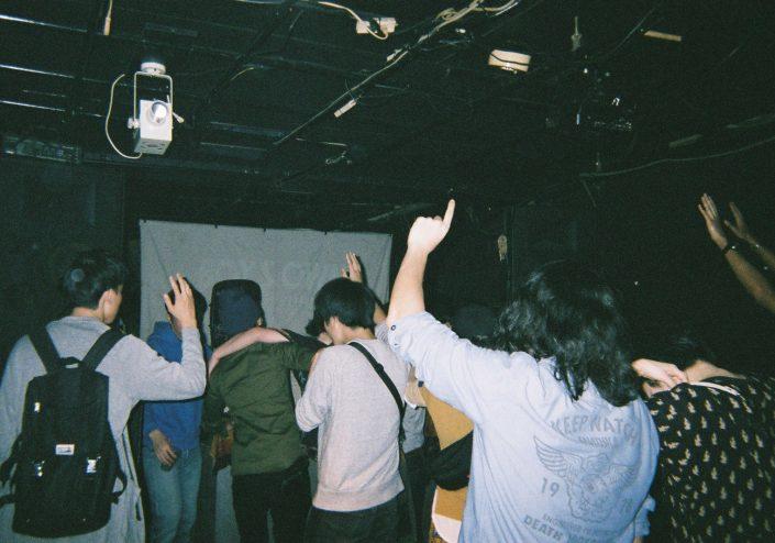 名古屋のクラブイベント「BOY'S OWN」01