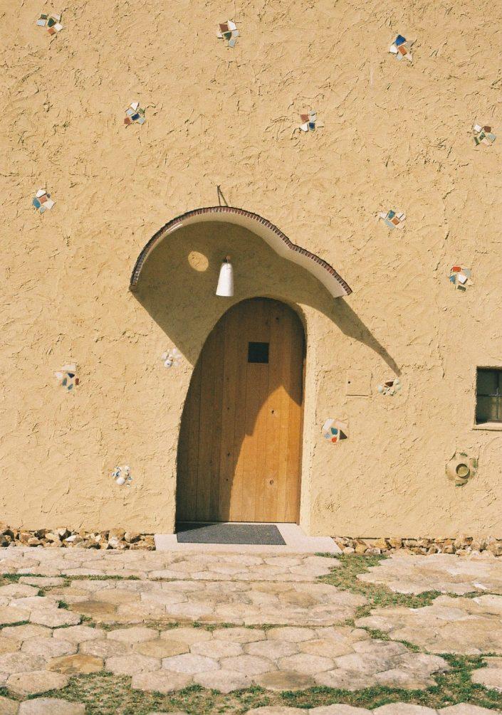 多治見モザイクタイルミュージアムの入り口