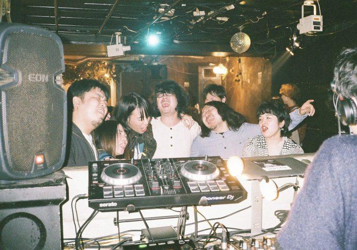 名古屋のクラブイベント「BOY'S OWN」07