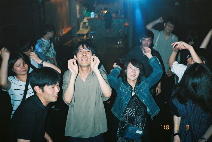 名古屋のクラブイベント「BOY'S OWN」08