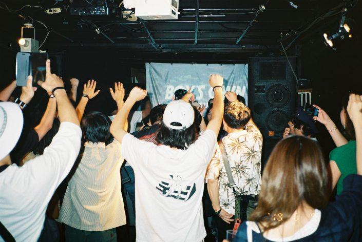 名古屋のクラブイベント「BOY'S OWN」09