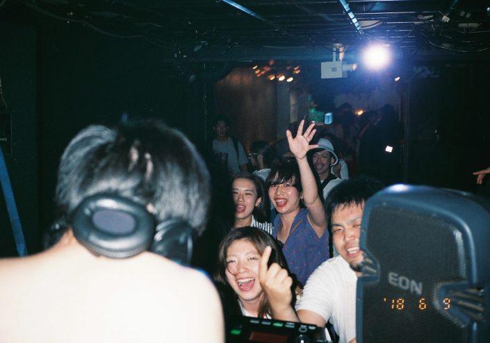名古屋のクラブイベント「BOY'S OWN」10