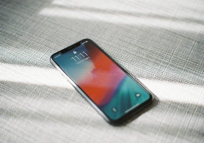 iPhone XR 11:11