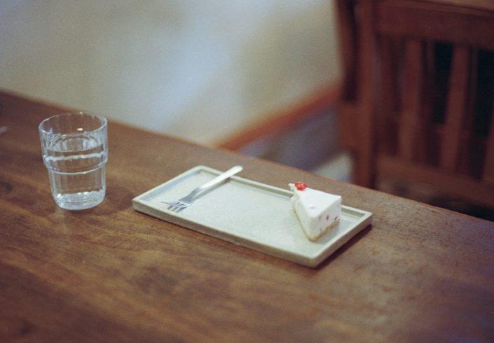 シガ食堂のケーキ