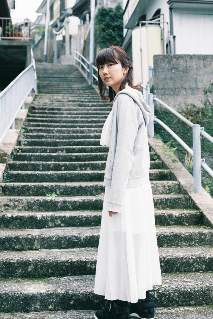 上五島町の階段