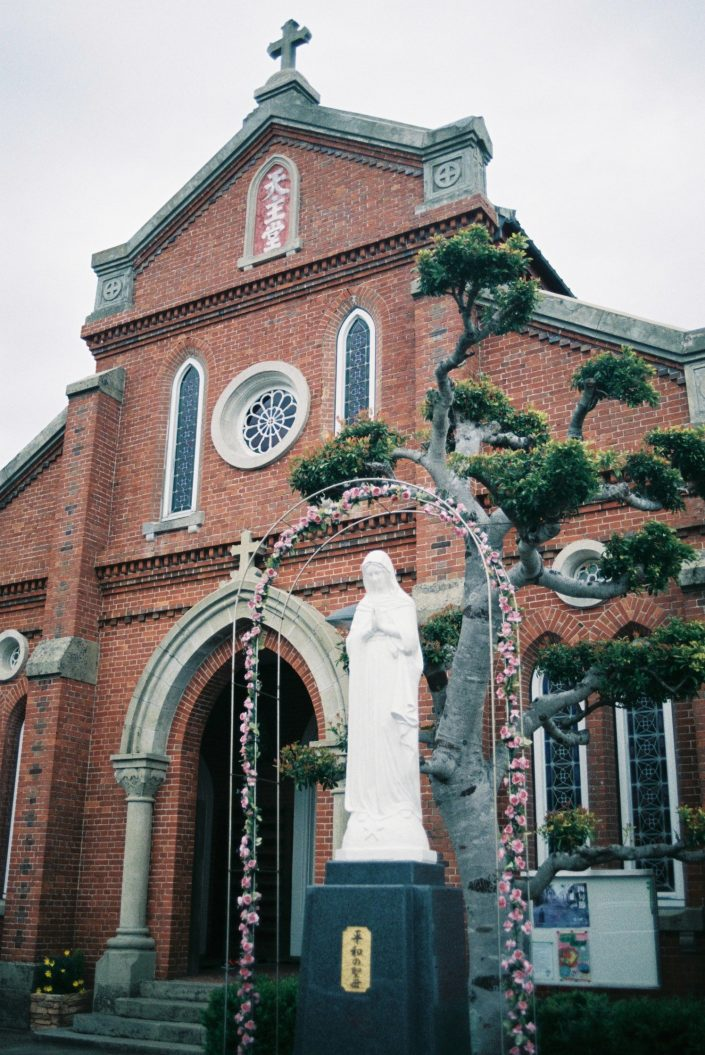 青砂ヶ浦教会
