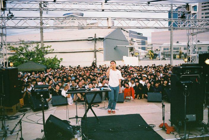 鎮座DOPENESS_全感覚祭19